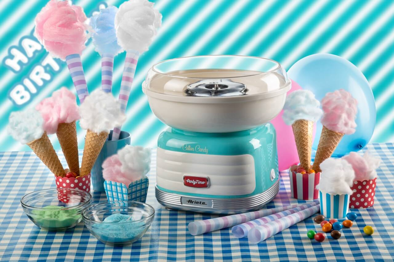 Cotton Candy Party Time di Ariete