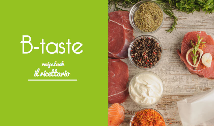 Ricettario B- Taste