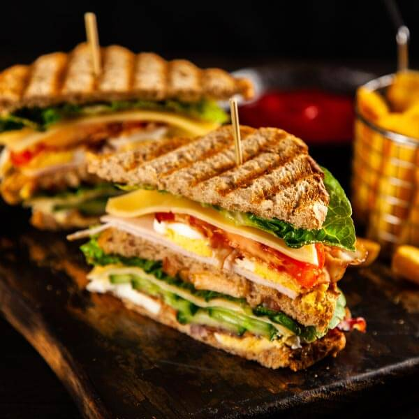 griglia elettrica piastra barbecue multi grill 3 in 1 ariete 1916 club sandwich panini caldi toast