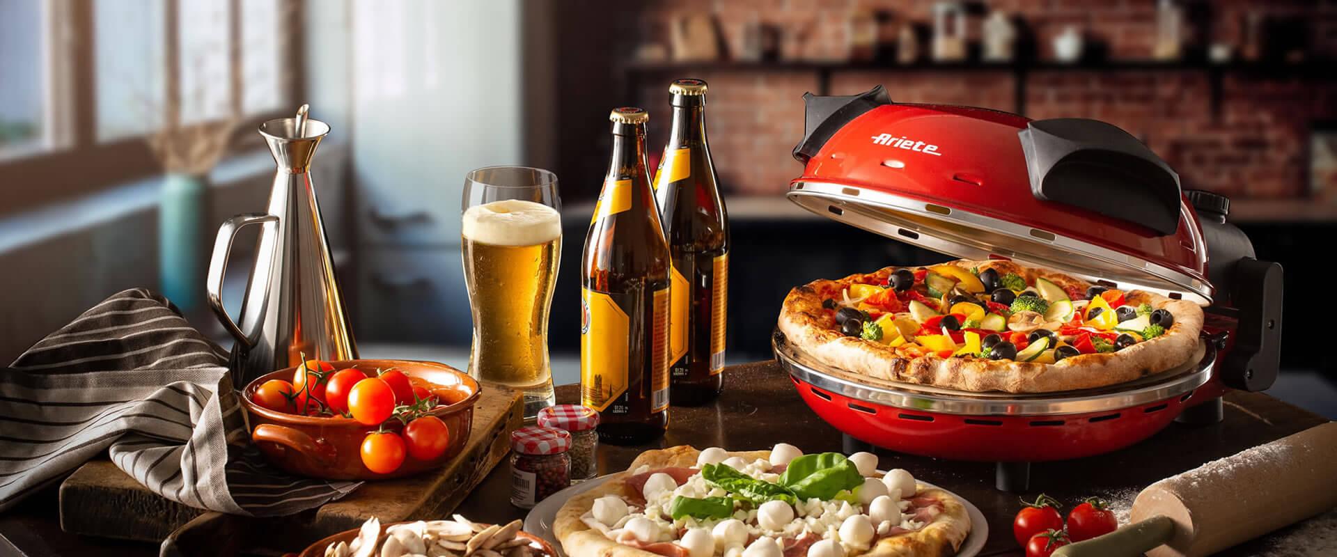 ariete forno pizza e birra
