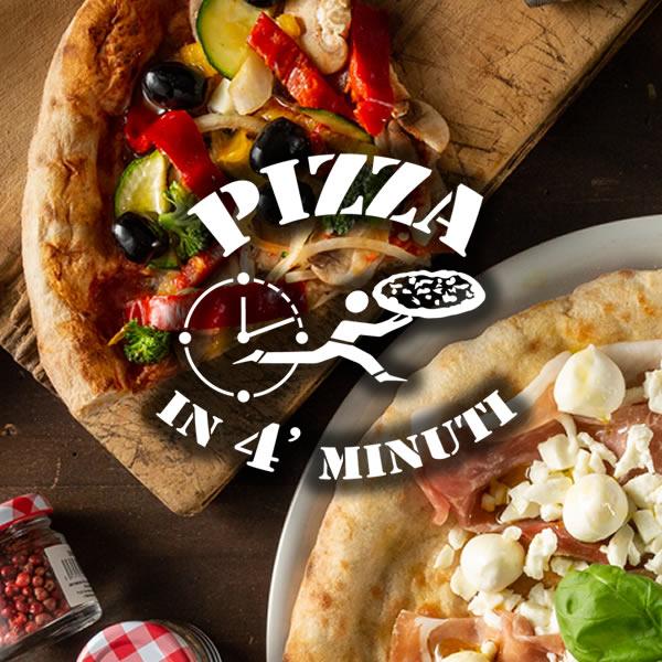ariete forno pizza pronta in 4 minuti