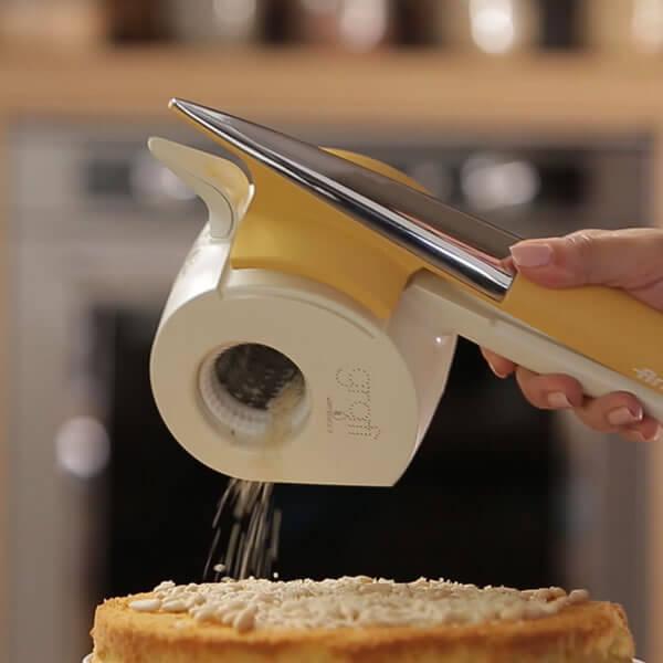anche per dolci grattugia elettrica impermeabile gratì waterproof