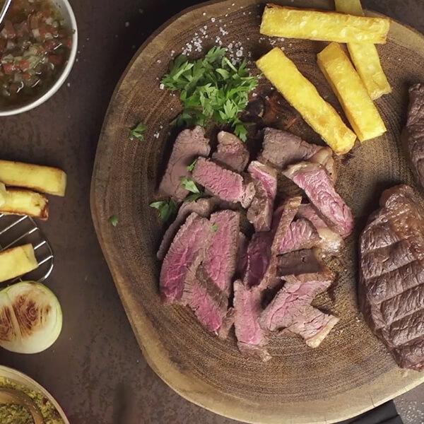 grigliata di carne steack house grill party time griglia elettrica verticale