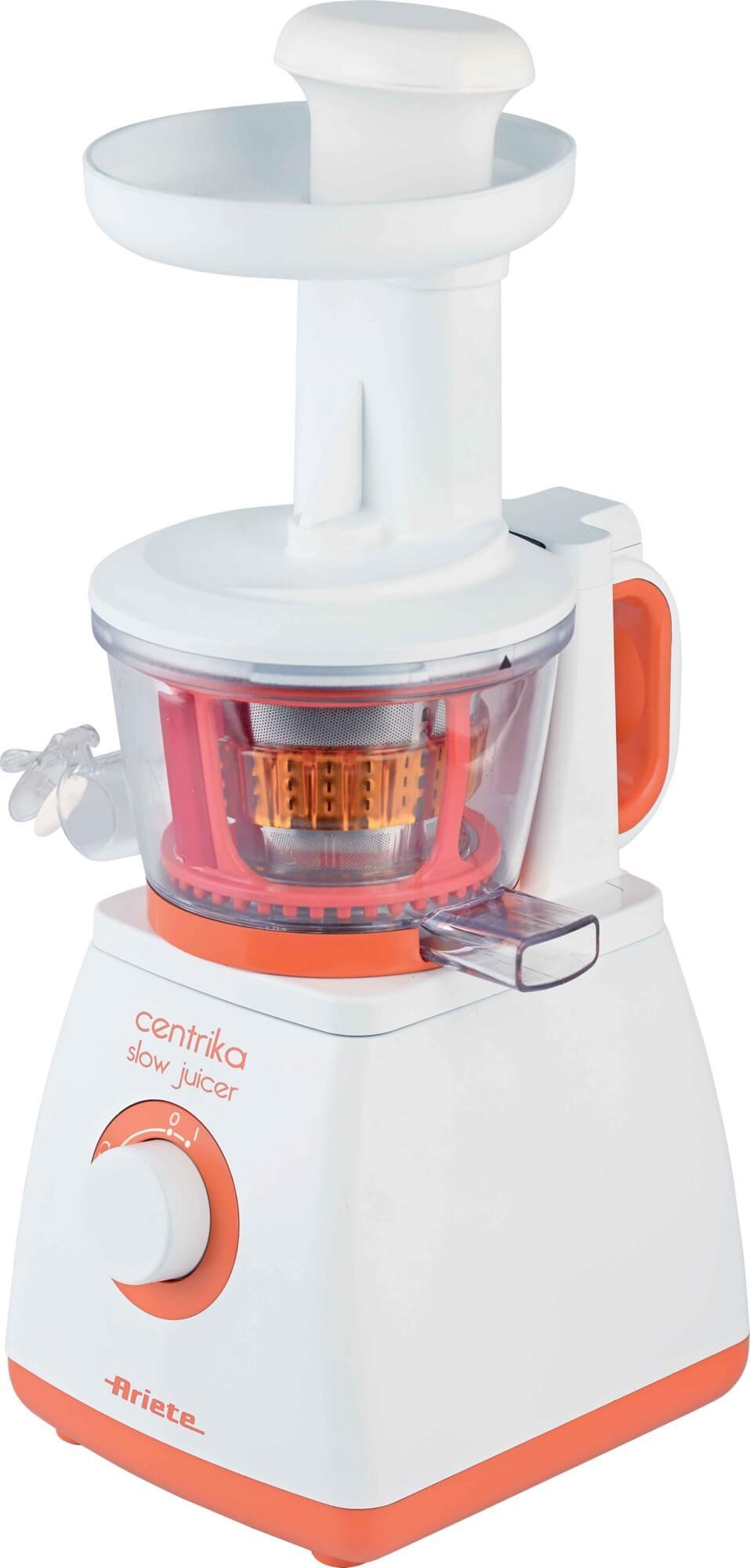 Girmi Slow Juicer Istruzioni : Centrika Slow Juicer - Ariete Store