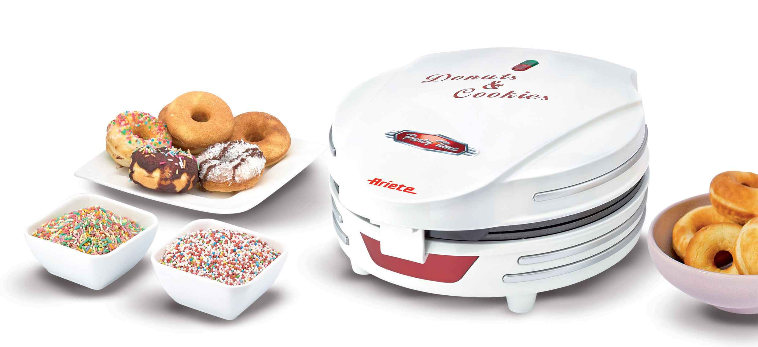 Ariete Donuts Cookies Party Time