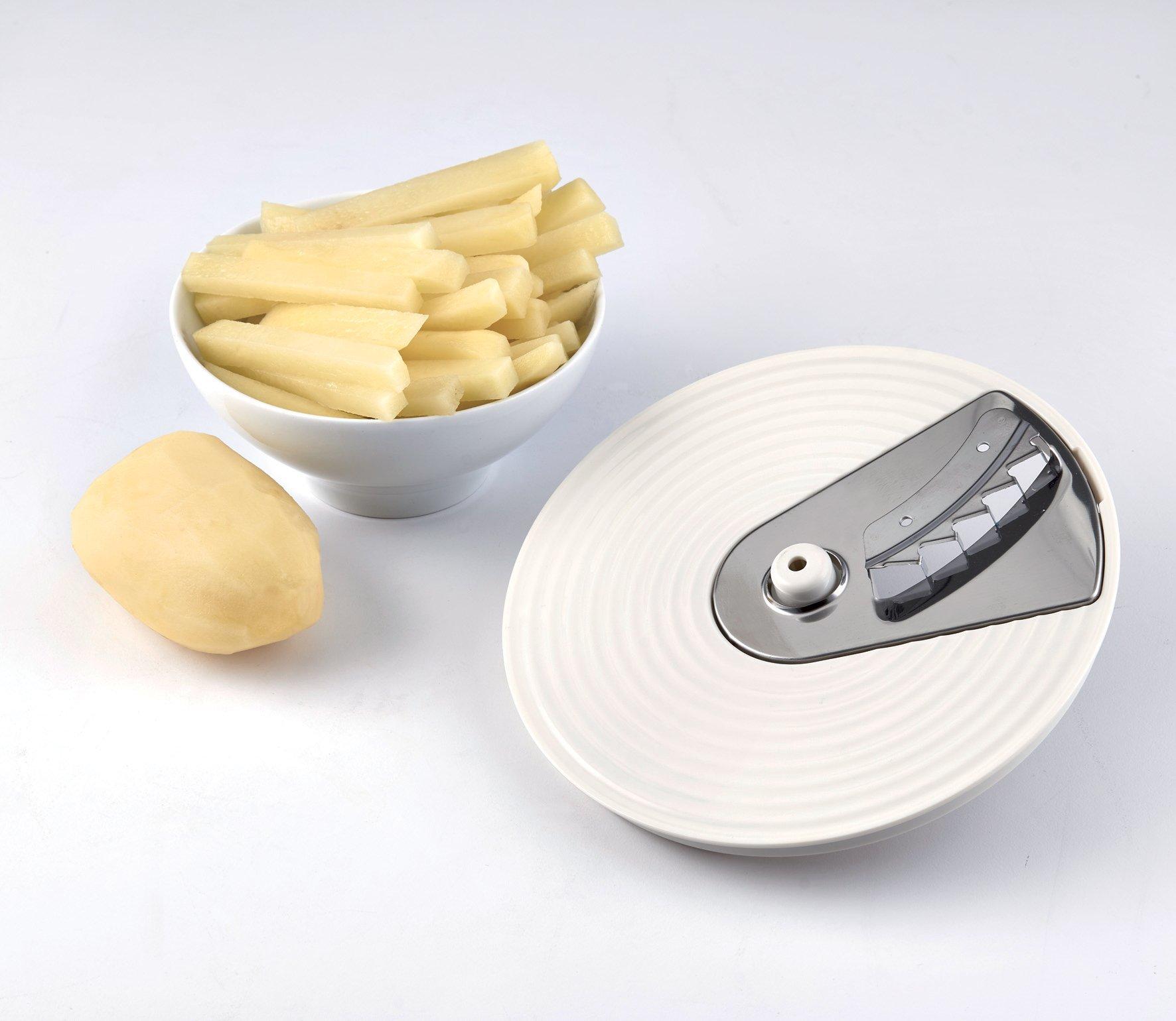 ARIETE Robomax Metal Blender 1783 Robot Cucina 2100W Food processor 3.5Lt